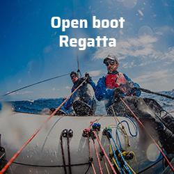 Lijnenwijzer en lijnen advies voor open boten en wedstrijdzeilers