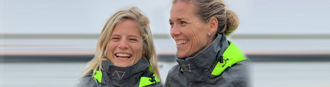 Zegers Berkhout Sailing Team - 470 Dames