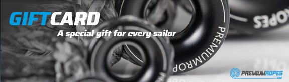 Premium Ropes Giftcard. A special gift for every sailor