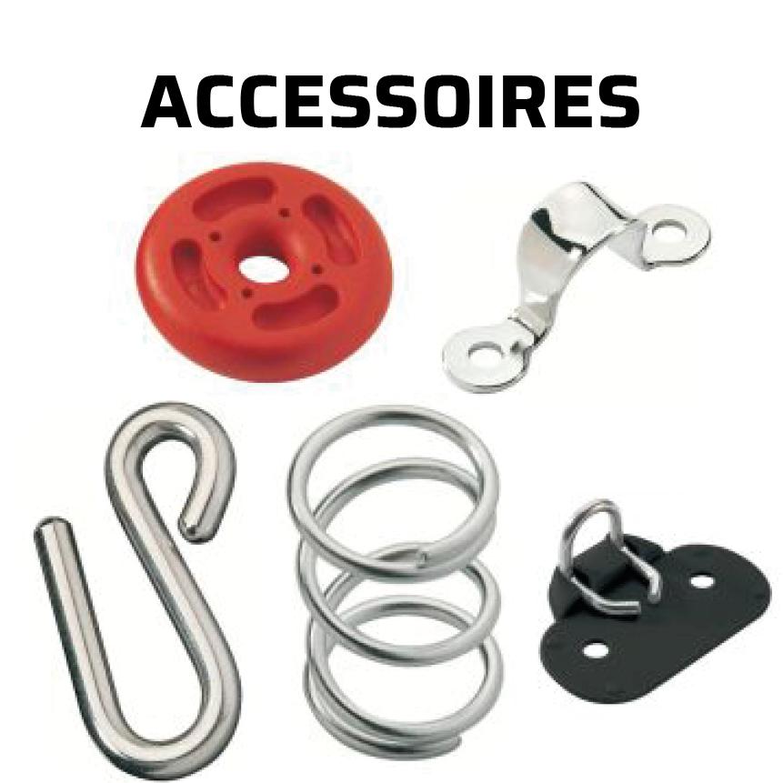 Ronstan hardware accessoires