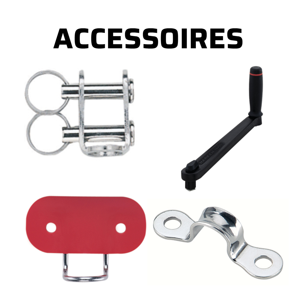 Harken hardware accessoires
