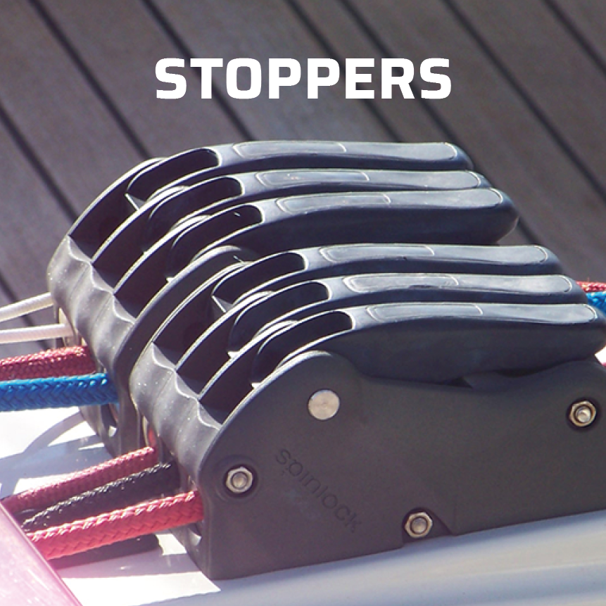 Spinlock stoppers