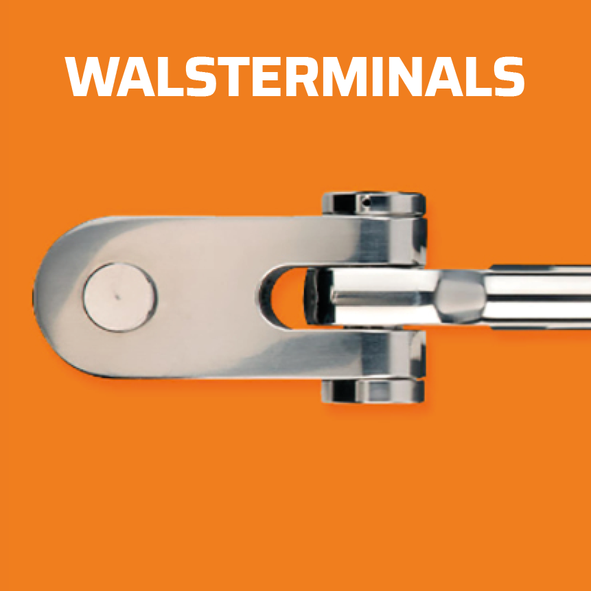 Sta-lok walsterminals