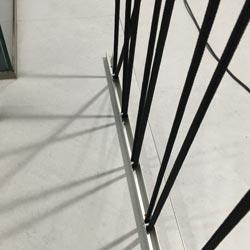 Room Divider van touwen